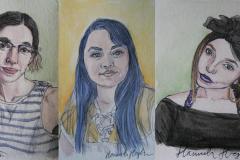 mini-portraits